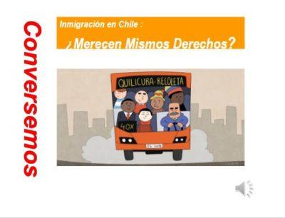 Inmigrantes ¿Mismos Derechos?