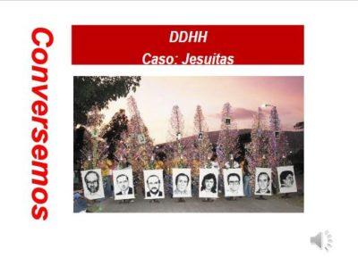 El Salvador: Caso Jesuitas