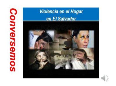 El Salvador: Violencia en el Hogar