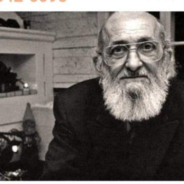 Hace 23 años moría Paulo Freire
